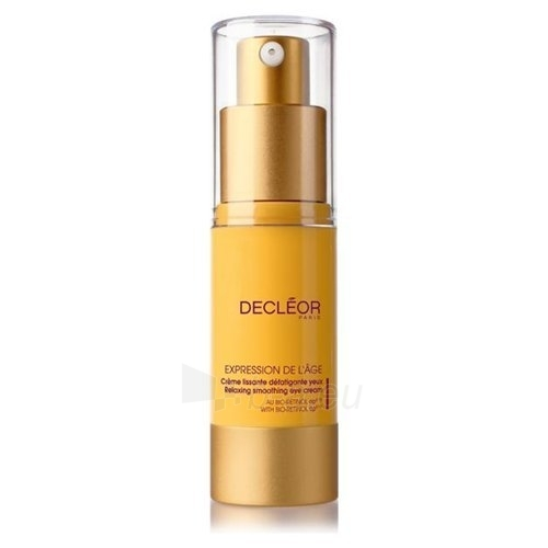 Decleor Expression De Lage Eye Cream Cosmetic 15ml (without box) Paveikslėlis 1 iš 1 250840800404