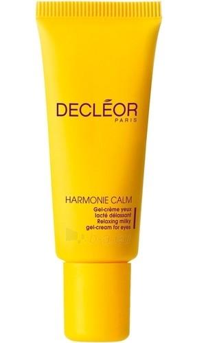 Decleor Harmonie Calm Eyes Gel Cream Cosmetic 15ml Paveikslėlis 1 iš 1 250840800323