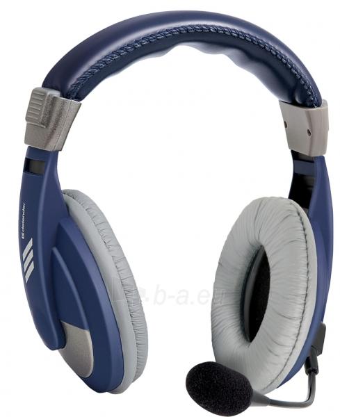 DEFENDER Headset for PC Gryphon 750 Paveikslėlis 1 iš 1 310820004944