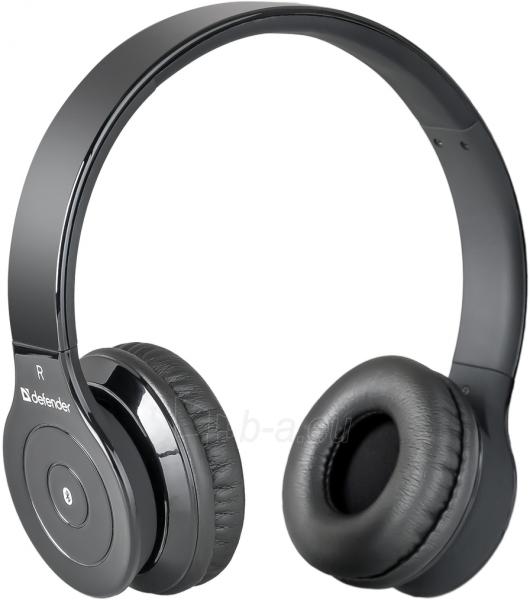 DEFENDER Wireless stereo headset FreeMot Paveikslėlis 1 iš 1 310820001602