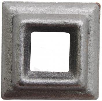 Dekoratyvinis elementas 20.5 D (kvadratas), L02TE023 Paveikslėlis 2 iš 2 310820028473