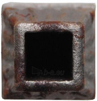 Dek. Elementas 27 S (kvadratas), L02TE042 Paveikslėlis 2 iš 2 310820028489