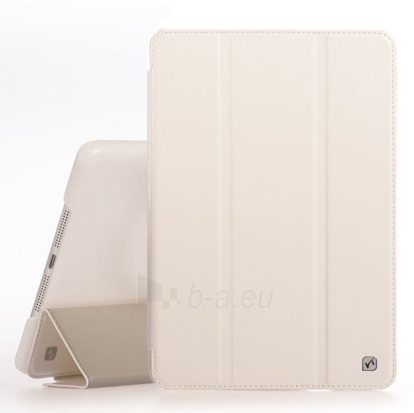Dėklas Apple iPad mini 2/3 Crystal series HA-L030 HOCO balts - white Paveikslėlis 1 iš 1 310820012764