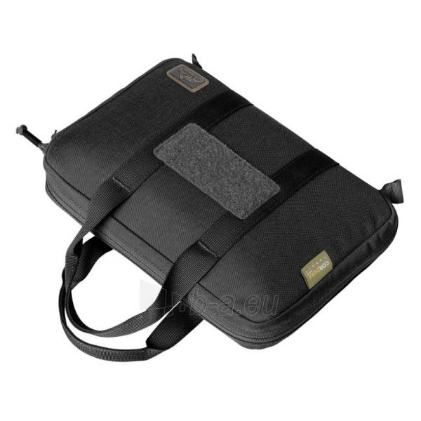 Dėklas ginklui Single Pistol Wallet® Helikon black Paveikslėlis 1 iš 1 310820208851