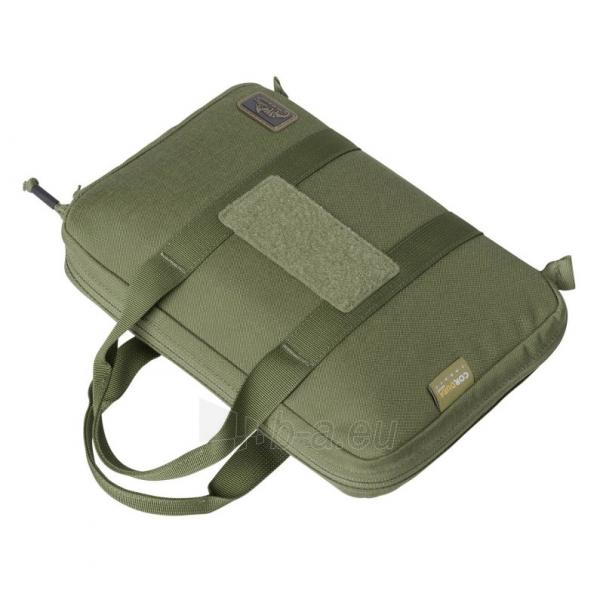 Dėklas ginklui Single Pistol Wallet® Helikon olive Paveikslėlis 1 iš 1 310820208850