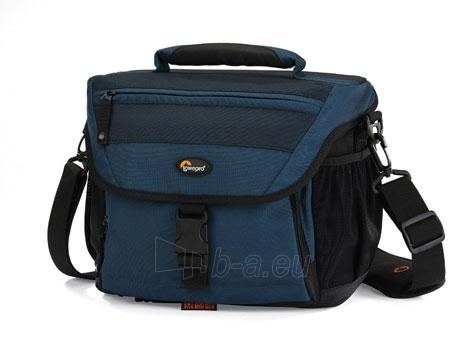 Dėklas Lowepro Nova 180 AW Ultramarine Blue Paveikslėlis 1 iš 3 250222040201795