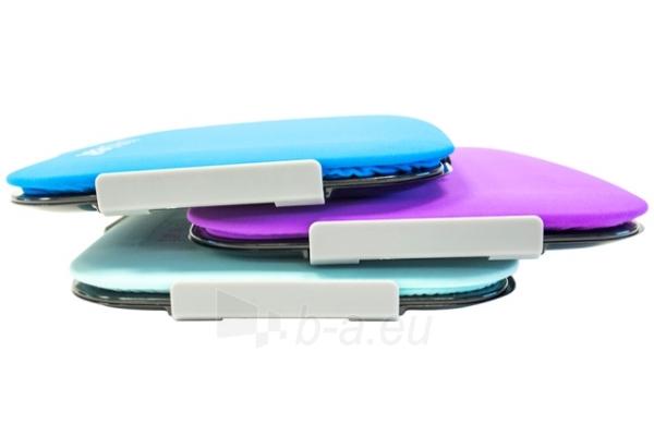 Dėklas maistui su silikoniniu dangteliu FoodSkin, violetinis Paveikslėlis 2 iš 7 310820012548