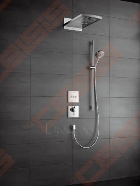 Dekoratyvinė dalis termostatiniam dušo maišytuvui HANSGROHE Select highflow trims taškams Paveikslėlis 3 iš 4 270721000587