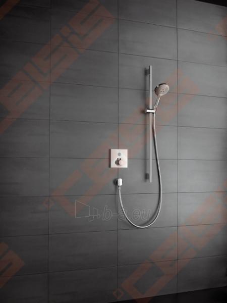 Dekoratyvinė dalis termostatiniam dušo maišytuvui HANSGROHE Select Paveikslėlis 5 iš 5 270721000583