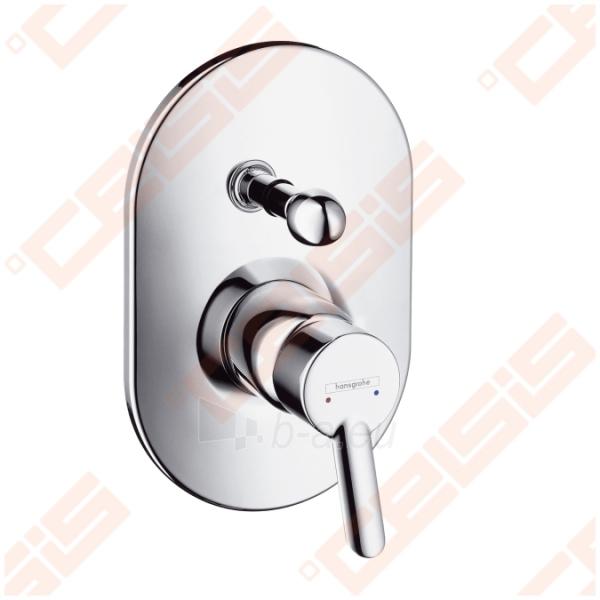 Dekoratyvinė dalis vonios/dušo maišytuvo HANSGROHE Focus S Paveikslėlis 1 iš 2 270721000600