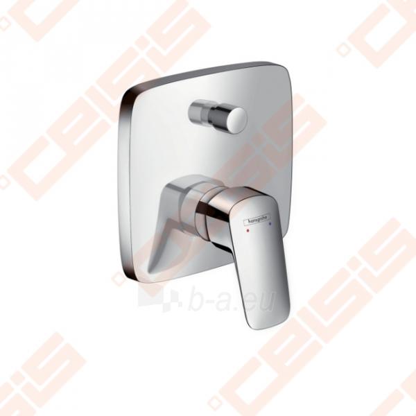 Dekoratyvinė dalis vonios/dušo maišytuvo HANSGROHE Logis Paveikslėlis 1 iš 3 270721000601