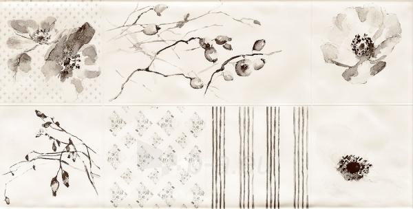 Dekoratyvinė plytelė 30.8*60.8 D- AMALIA 2 STR, Paveikslėlis 1 iš 1 310820141839