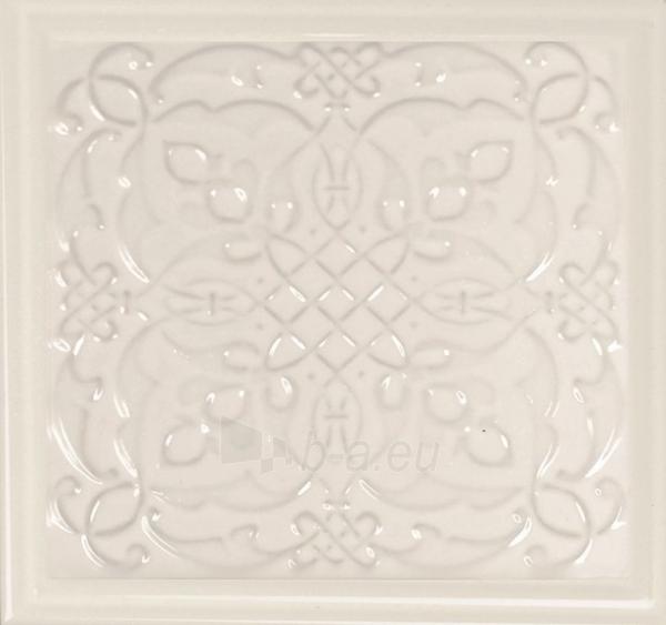 Dekoratyvinės plytelės 15*15 ARMONIA B MARFIL, dek. Plytelė Paveikslėlis 1 iš 1 310820009503