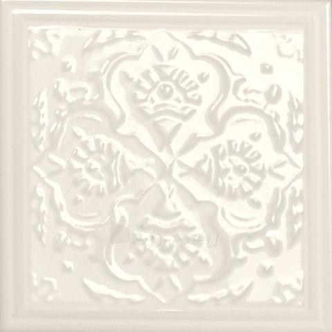 Dekoratyvinės plytelės 15*15 ARMONIA C MARFIL, dek. Plytelė Paveikslėlis 1 iš 1 310820009504