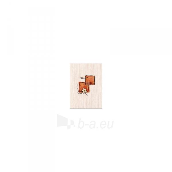 Dekorinė plytelė SARA BEIGE INSERTO 25x35 cm Paveikslėlis 1 iš 1 310820062409