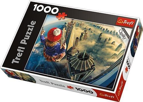 Dėlionė 10407 Trefl Great dreams - 1000 pieces puzzle Paveikslėlis 1 iš 2 310820047956