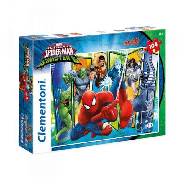 Dėlionė PZL 104 Maxi Spiderman Paveikslėlis 1 iš 1 310820144438
