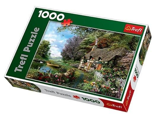 Dėlionė Trefl Puzzle 1000 det. 10297 Paveikslėlis 1 iš 2 250710100577