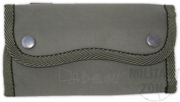 Ładownica myśliwska oliwkowa cordura Paveikslėlis 1 iš 1 251530200170