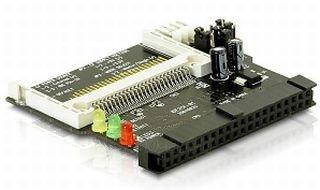 Delock adapteris IDE -> compact flash Paveikslėlis 1 iš 1 250255081375