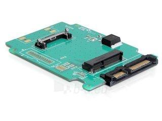 Delock adapteris SATA 22 pin > mSATA Paveikslėlis 1 iš 1 250255081380