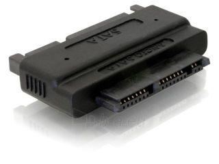 Delock adapteris SATA 22pin > Micro SATA 16pin Paveikslėlis 1 iš 1 250255081381