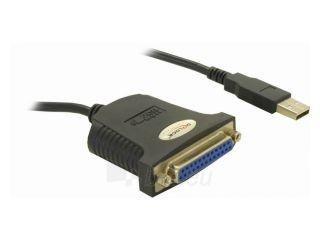 Delock adapteris USB -> 25 PIN F Paveikslėlis 1 iš 1 250255081382
