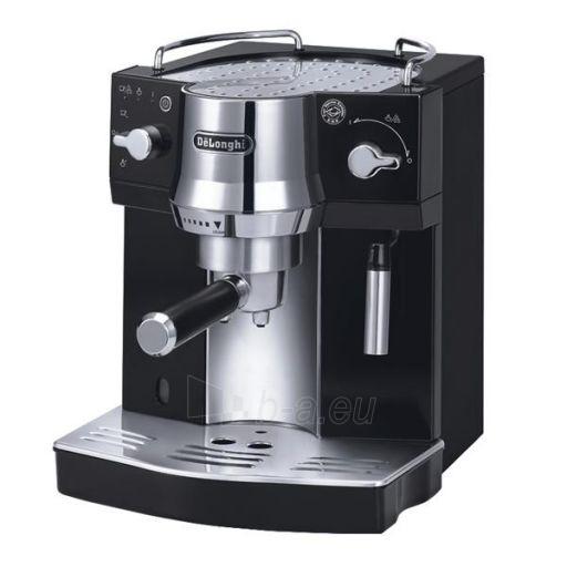 DELONGHI EC820B Espresso kavos aparatas Paveikslėlis 1 iš 1 250120200260