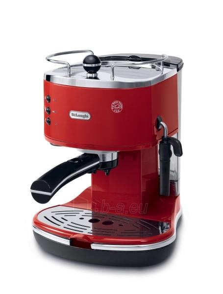 DELONGHI ECOV311.R Espres kavavirė raudona Paveikslėlis 1 iš 1 250120200849