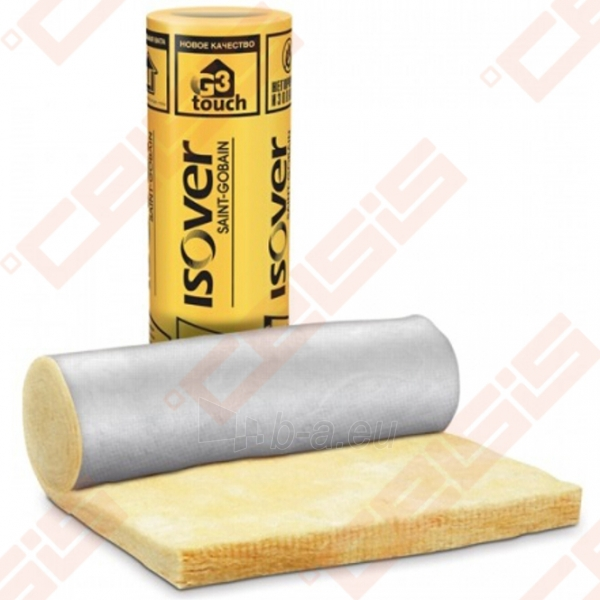 Demblys ISOVER Isotec KIM-AL Dn80 (6,6m²) Paveikslėlis 1 iš 1 270361000075