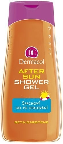 Dermacol After Sun Shower Gel Cosmetic 250ml Paveikslėlis 1 iš 1 2508950000019