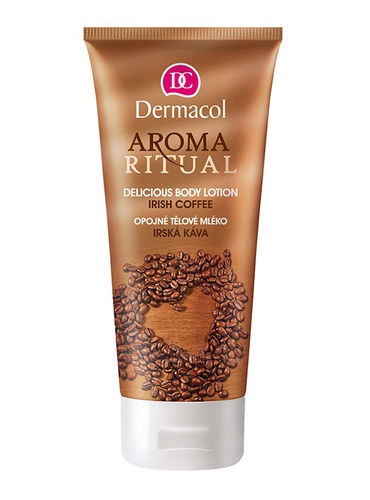 Dermacol Aroma Ritual Deicious Body Lotion Irish Coffee Cosmetic 200ml Paveikslėlis 1 iš 1 250850201432