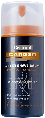 Dermacol Career-After Shave Balm Cosmetic 100ml Paveikslėlis 1 iš 1 250881300113