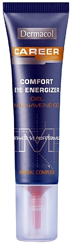Dermacol Career-Comfort Eye Energizer Cosmetic 15ml Paveikslėlis 1 iš 1 250840800082