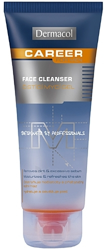 Dermacol Career-Face Cleanser Cosmetic 100ml Paveikslėlis 1 iš 1 250840700156