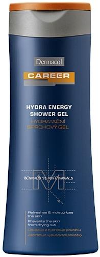 Dermacol Career-Hydra Energy Shower Gel Cosmetic 250ml Paveikslėlis 1 iš 1 2508950000027