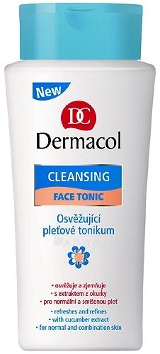 Dermacol Cleansing Face Tonic Cosmetic 200 ml Paveikslėlis 1 iš 1 250840700377