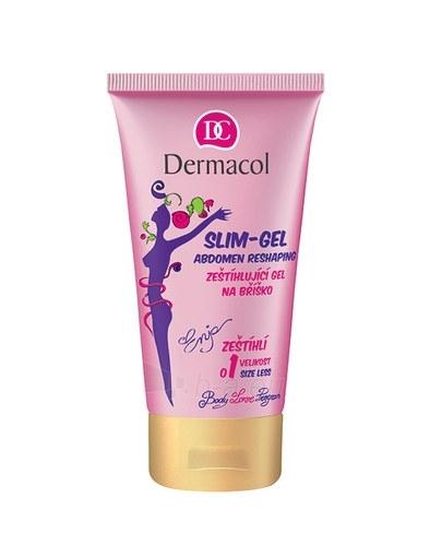 Dermacol Enja Slim-Gel Abdomen Reshaping Cosmetic 150ml Paveikslėlis 1 iš 1 250850100171