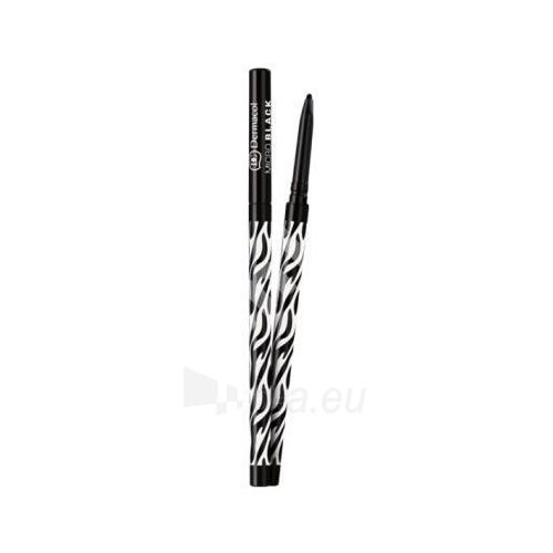 Dermacol Eye Micro Pencil Cosmetic 2,98g Black Paveikslėlis 1 iš 1 2508713000134