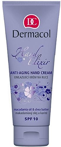 Dermacol Hand Elixir Anti-aging Cosmetic 100ml Paveikslėlis 1 iš 1 250850400047