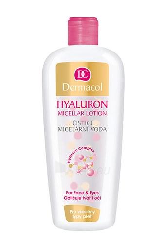 Dermacol Hyaluron Micellar Lotion Cosmetic 400ml Paveikslėlis 1 iš 1 250840701031