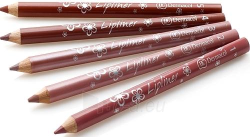 Dermacol Lipliner Pencil Cosmetic 3g Paveikslėlis 1 iš 1 250872300015