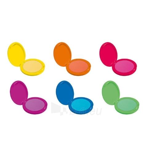 Dermacol Neon Hair Powder Cosmetic 2,2g Glitter Pink Paveikslėlis 1 iš 1 310820011537