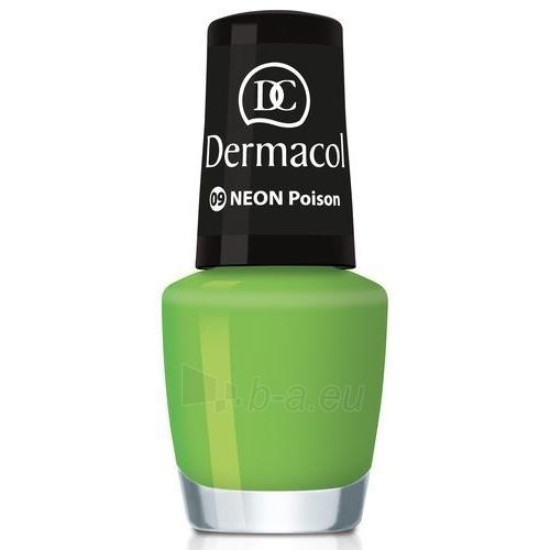 Dermacol Neon Polish Cosmetic 5ml Nr.09 Paveikslėlis 1 iš 1 250874000114
