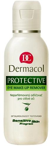 Dermacol Protective Eye Make-Up Remover Cosmetic 125ml Paveikslėlis 1 iš 1 250840700391