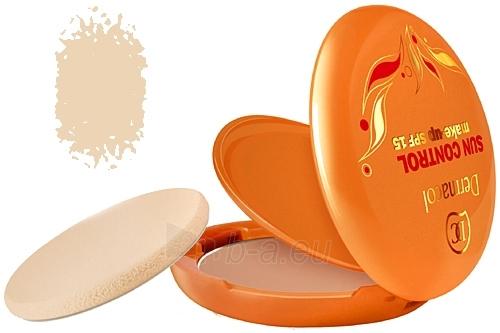 Dermacol Sun Control Make-Up SPF 15 01 Cosmetic 8ml Paveikslėlis 1 iš 1 250873300198