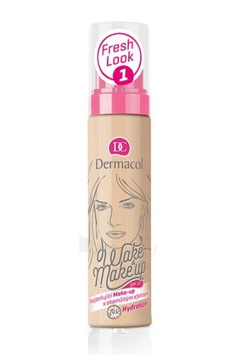 Dermacol Wake & Makeup SPF15 Cosmetic 30ml Shade 2 Paveikslėlis 1 iš 1 250873101144
