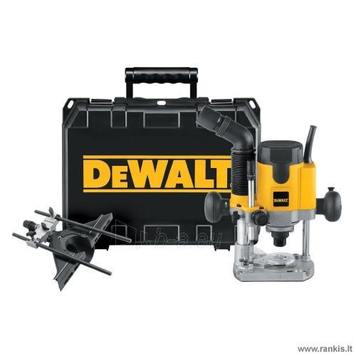 DeWalt DW621K frezavimo staklės Paveikslėlis 1 iš 1 310820049842