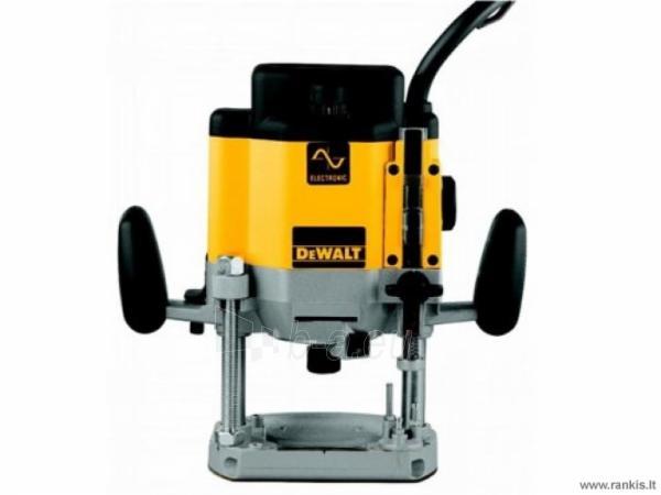 DeWalt DW625EK frezavimo staklės Paveikslėlis 1 iš 1 310820049841
