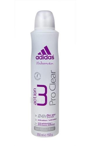 Dezodorantas Adidas Action 3 Pro Clear Deodorant moterims 150ml Paveikslėlis 1 iš 1 2508910000884